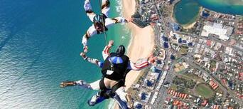 Gold Coast Skydiving - 12,000ft Thumbnail 5