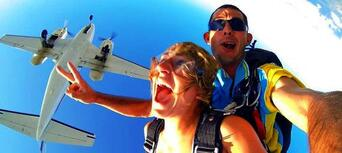 Gold Coast Skydiving - 12,000ft Thumbnail 2