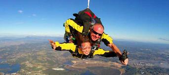 Gold Coast Skydiving - 12,000ft Thumbnail 4