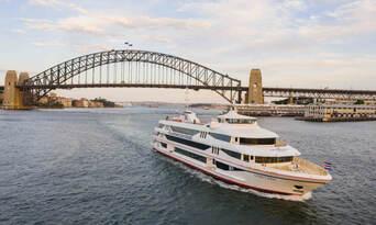Sunset Sydney Harbour Dinner Cruise Thumbnail 3