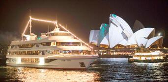 Sydney Harbour Brilliant 4 Course Dinner Cruise Thumbnail 2