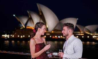 Sydney Harbour Brilliant 4 Course Dinner Cruise Thumbnail 1