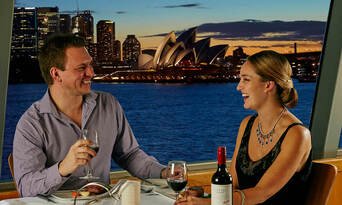 Sydney Harbour Brilliant 4 Course Dinner Cruise Thumbnail 6