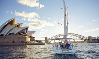 3 Hour Sydney Harbour Sailing Cruise Thumbnail 3
