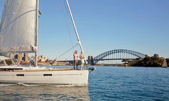 3 Hour Sydney Harbour Sailing Cruise Thumbnail 4