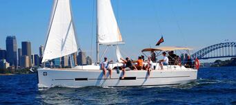 3 Hour Sydney Harbour Sailing Cruise Thumbnail 1