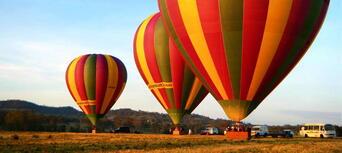 Sydney Hot Air Balloon Ride from Camden Thumbnail 4