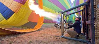 Sydney Hot Air Balloon Ride from Camden Thumbnail 6
