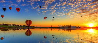 Sydney Hot Air Balloon Ride from Camden Thumbnail 1