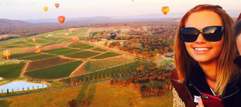 Sydney Hot Air Balloon Ride from Camden Thumbnail 2