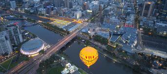 Melbourne City Balloon Flight Thumbnail 3