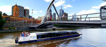 Melbourne Port & Docklands 1 hour Sightseeing Cruise Thumbnail 2