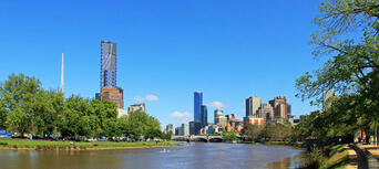 Melbourne Port & Docklands 1 hour Sightseeing Cruise Thumbnail 4