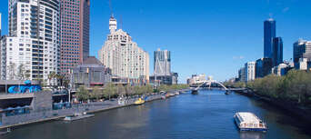 Melbourne Port & Docklands 1 hour Sightseeing Cruise Thumbnail 1