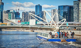 Melbourne City 2 hour Sightseeing Cruise Thumbnail 3