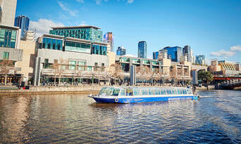Melbourne City 2 hour Sightseeing Cruise Thumbnail 1