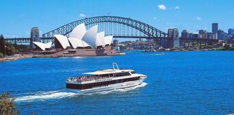 Sydney Harbour High Tea Cruise Thumbnail 2