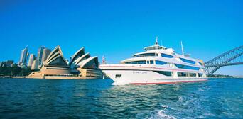 Sydney Harbour High Tea Cruise Thumbnail 4