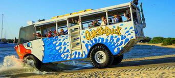QuackrDuck Gold Coast City Tour and River Cruise Thumbnail 5
