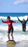 Noosa Surfing Lesson Thumbnail 2