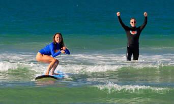 Noosa Surfing Lesson Thumbnail 3