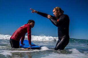 Noosa Surfing Lesson Thumbnail 5