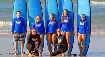 Noosa Surfing Lesson Thumbnail 1