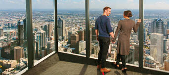 Eureka Skydeck Tickets with optional Edge Experience Thumbnail 2