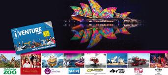 Sydney Flexi Attraction Pass - iVenture Card Thumbnail 1