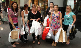Melbourne Shopping and Champagne Sightseeing Tour Thumbnail 4