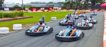 Kingston Park Raceway Go Karting Thumbnail 6