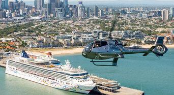 Ricketts Point Scenic Flight 10 Minute Scenic Helicopter Flight Thumbnail 1