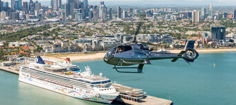Melbourne City Scenic 30-minute Helicopter Flight Thumbnail 5