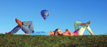 Port Douglas Classic Hot Air Balloon Flight Thumbnail 6