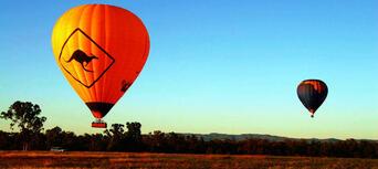 Port Douglas Classic Hot Air Balloon Flight Thumbnail 3