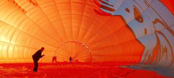 Port Douglas Classic Hot Air Balloon Flight Thumbnail 4
