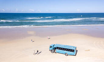 Fraser Island Day Tour from Hervey Bay Thumbnail 1