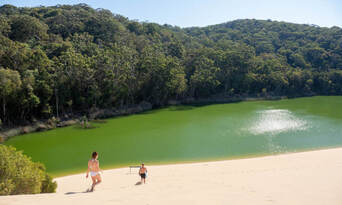 Fraser Island Day Tour from Hervey Bay Thumbnail 3