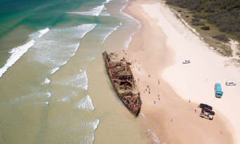 Fraser Island Day Tour from Hervey Bay Thumbnail 4