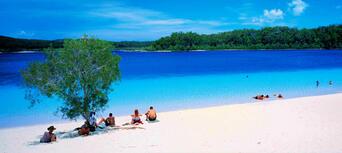 Fraser Island 1 Day Tour from Rainbow Beach Thumbnail 4