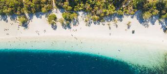 Fraser Island 1 Day Tour from Rainbow Beach Thumbnail 5
