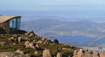 Hobart City, Mt Wellington and Richmond Day Tour Thumbnail 1