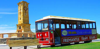 Perth and Fremantle Morning Tour with Optional River Cruise Thumbnail 4