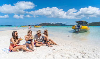 Whitehaven Beach Southern Lights and Northern Exposure Combo Thumbnail 5
