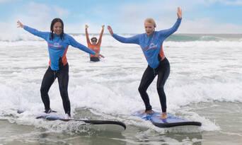 Main Beach Surfing Lessons Thumbnail 3