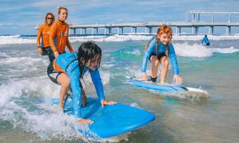 Main Beach Surfing Lessons Thumbnail 4