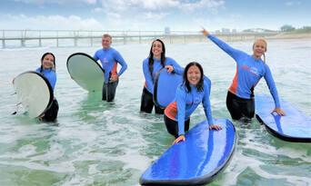 Main Beach Surfing Lessons Thumbnail 5