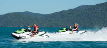 1.5 Hour Jet Ski Tour of Airlie Beach & Pioneer Bay Thumbnail 6