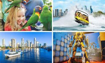 Gold Coast Flexi Attraction Pass Thumbnail 1