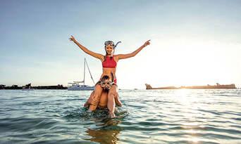 Tangalooma Island Resort Day Tour with Wild Dolphin Feeding & Transfers Thumbnail 4